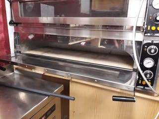 horno pizzas bajo consumo