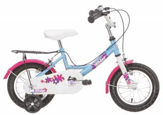 "Bicicleta Leader Kid Girl azul 14"""