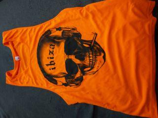 b9e01fd21 Camisetas Ibiza de segunda mano en Madrid en WALLAPOP