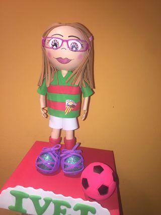 Fofucha futbolista