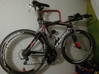 Bicicleta Orbea Ordu contrarreloj ''Cabra''