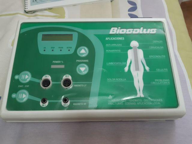 máquina magnetoterapia