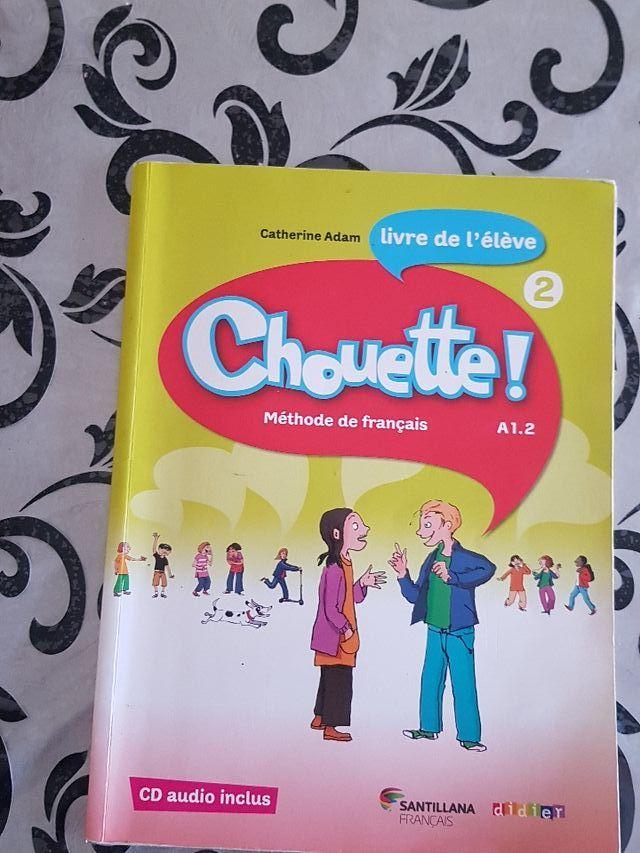 Libro de francés (6° de primaria)