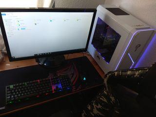 PC Gamer 6 meses uso, factura de compra