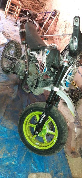 pitbike pitsport z155