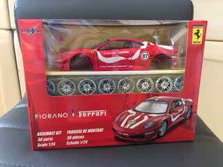 Maqueta Ferrari fiorano
