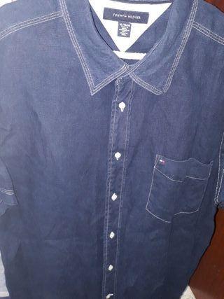 camisa Tommy Hilfinger