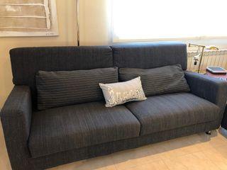 Conjunto sofá y dos sillones marca Rafemar