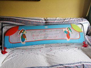 Barrera protectora para cama, de niños