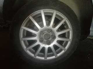 llantas + neumáticos 15 grupo vag