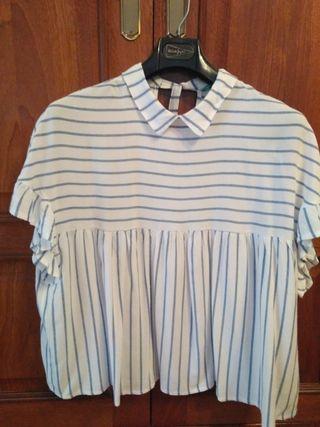 blusa de verano