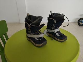 Botas Snowboard Mujer - Talla 40
