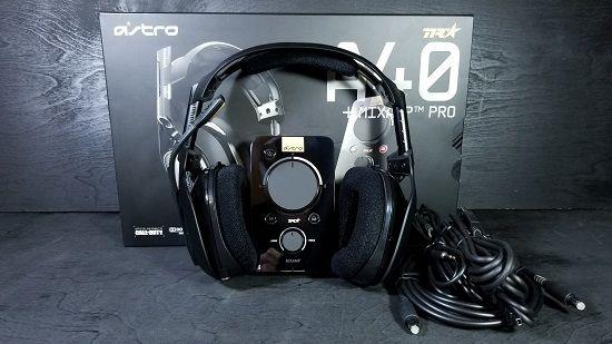 Auriculares Astro A40Tr + Mixamp Tr