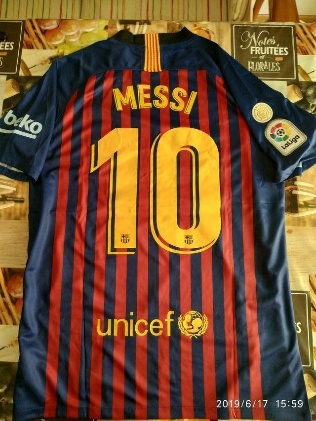 Camiseta FC Barcelona Messi