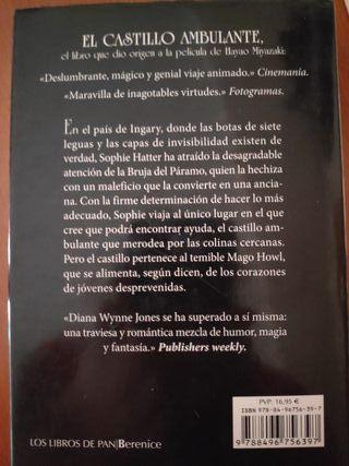 Libro - El Castillo Ambulante
