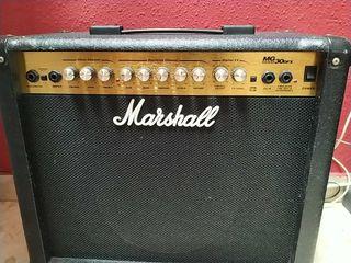 Amplificador Marshall .