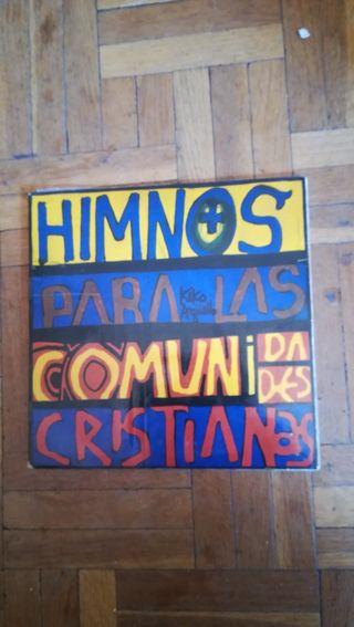 HIMNOS PARA LA COMUNIDAD CRISTIANA de Kiko Arguell