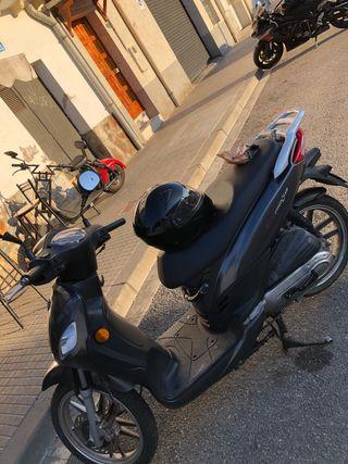 Moto 49 cc