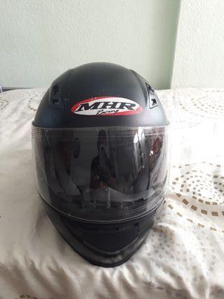 casco de moto MHR