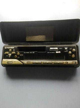 radio casette pioneer