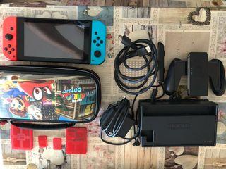 Nintendo Switch NUEVA de estas Navidades