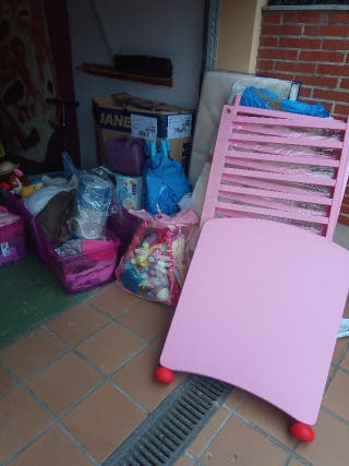 kit babycook dos cunas ropa parques infantiles...