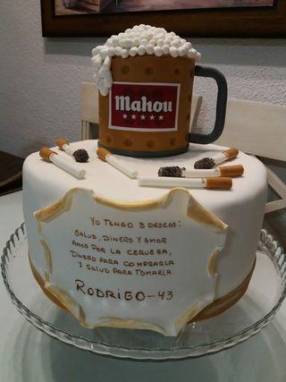 se hacen tartas