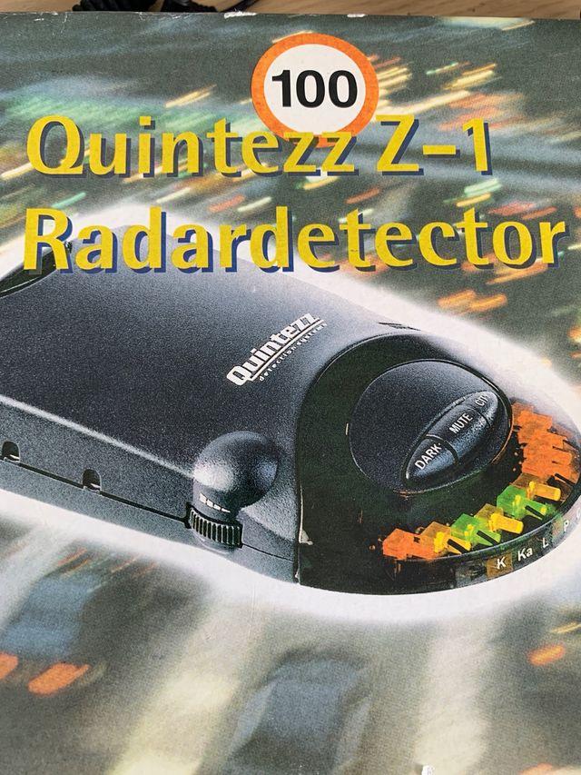 Quintezz Z-1 Detector de radares