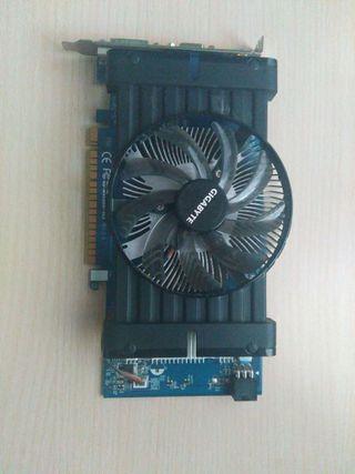 Tarjeta Gráfica Gigabyte Geforce GTX 550 Ti