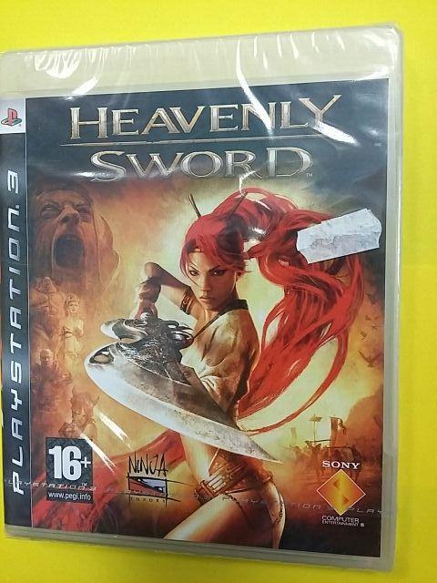 Juego Ps3 Heavenly Sword De Segunda Mano Por 40 En Arteixo En