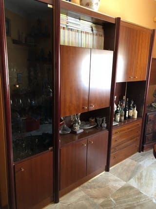 Mueble salón vintage