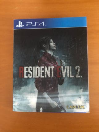 Resident evil 2 Cambio