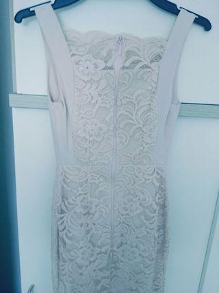 vestido de tubo