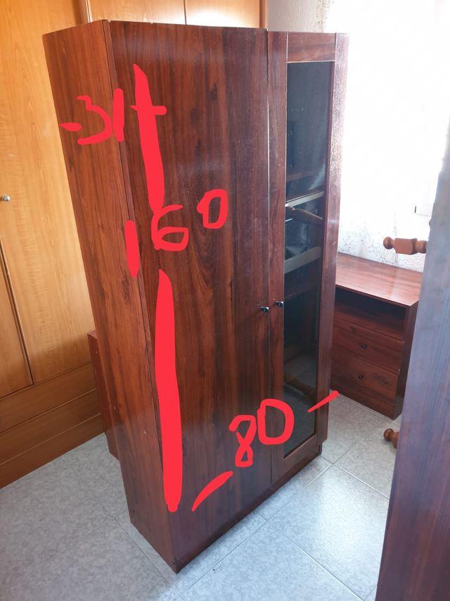 Armario de salón por módulos