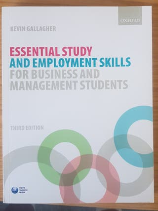 ESSENTIAL STUDY AND EMPLOYMENT SKILLS FOR BUSSINES