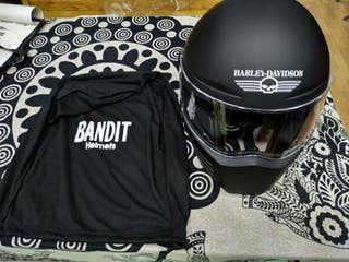"casco ""bandit"" nuevo"