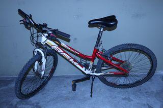 Bicicleta Mountain Bike (precio NEGOCIABLE)