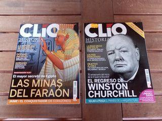 Revistas Clio