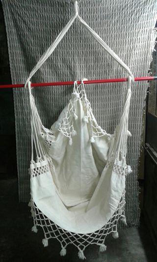 Sillas colgantes dominicanas