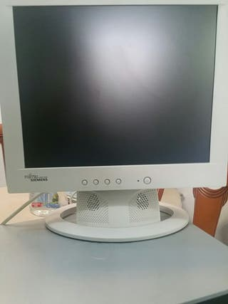 Monitor TFT Fujitsu 43B1 17 pulgadas