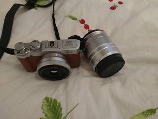 Cámara Fujifilm x-m1