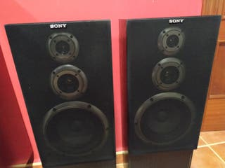Altavoces Hifi Sony SS-E211 100w