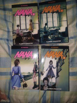 Nana 1,2,3 y 4