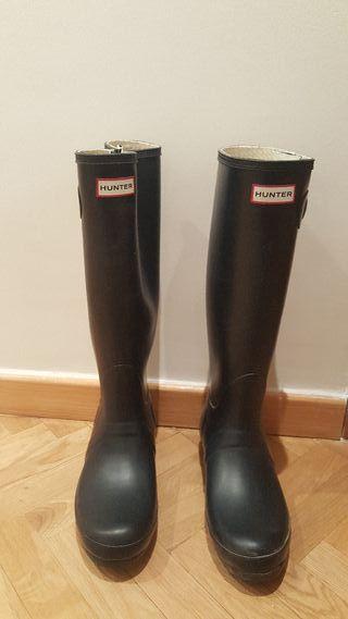 a96edbc botas hunter originales de lluvia