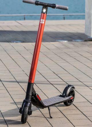 patinete eléctrico SEAT