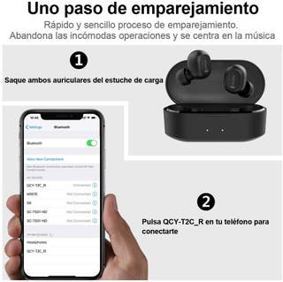 auriculares 5.0 inalambricos