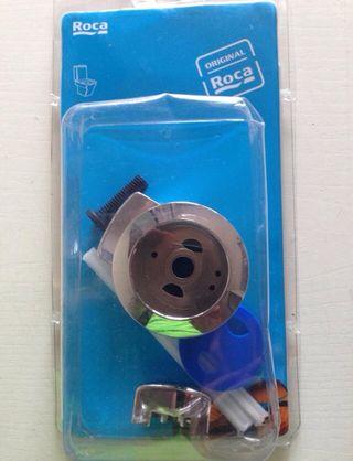 Doble pulsador corto varilla recortable D1D de Roca