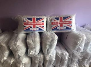 Brand new quality 2 pack pillows