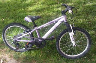 Bicicleta 20pulgadas aluminio
