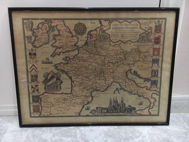 Cuadro de mapa